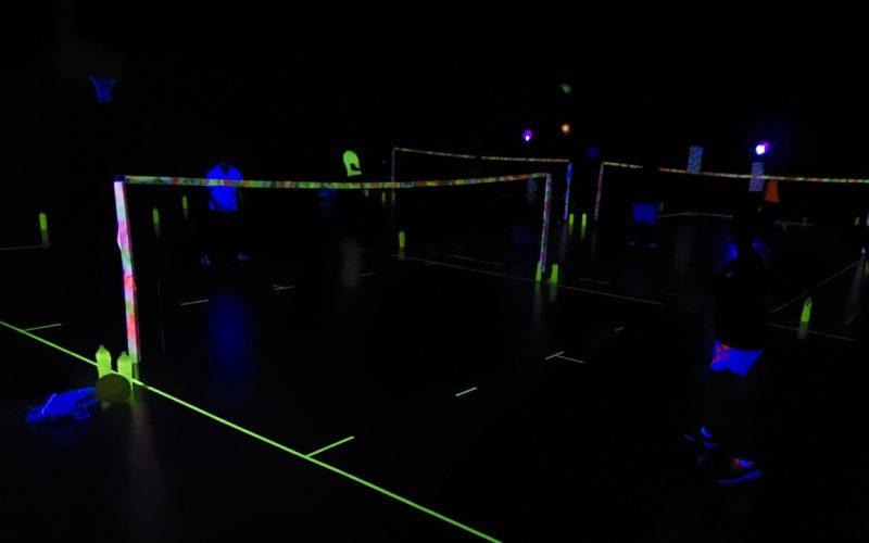 Nuit du Badminton 2 Téléthon 2016