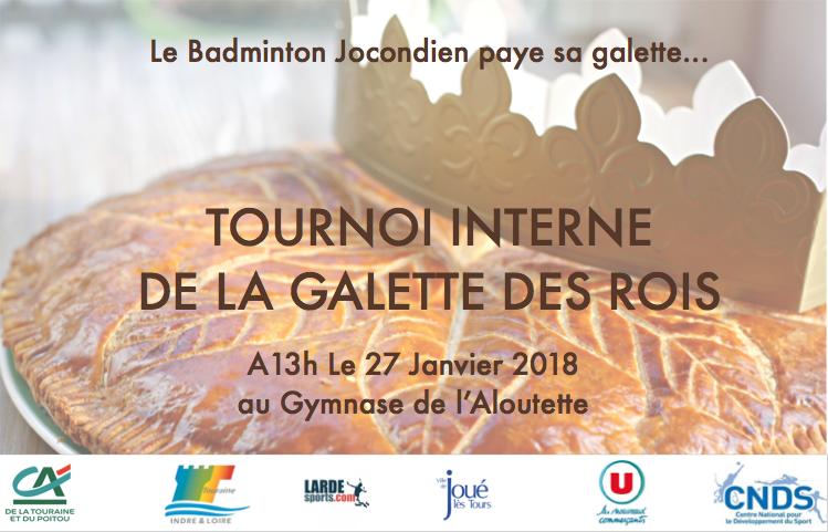 Tournoi de la galette 2018
