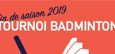 Tournoi Fin de Saison 2019