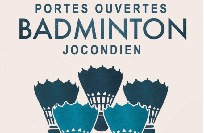 portes ouvertes 2019/2020 badminton